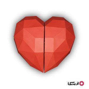 قلب جعبه