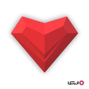 قلب طرح 5
