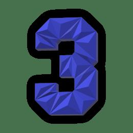 عدد 3