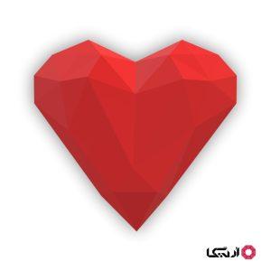 قلب (مدل 10)