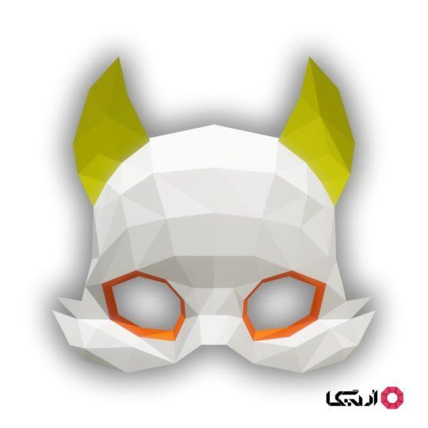 ماسک راکون