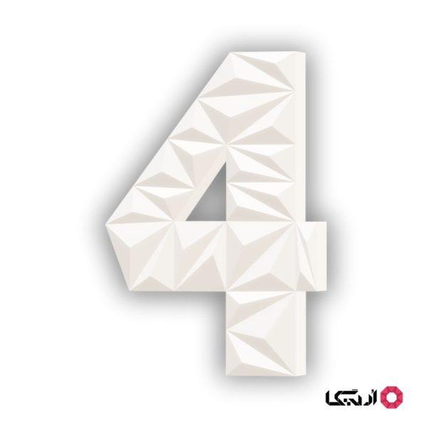 عدد 4